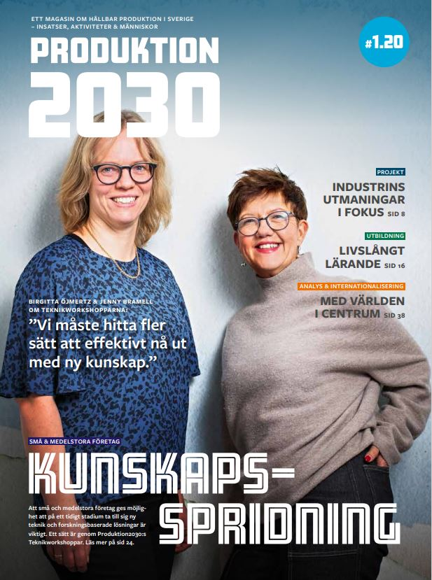 Produktion2030 magasin