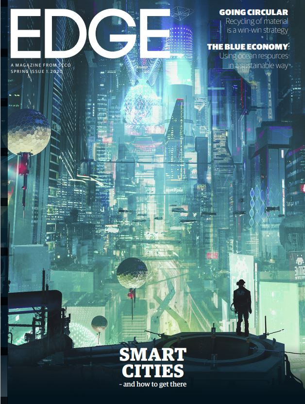 Edge Magazine Smart cities