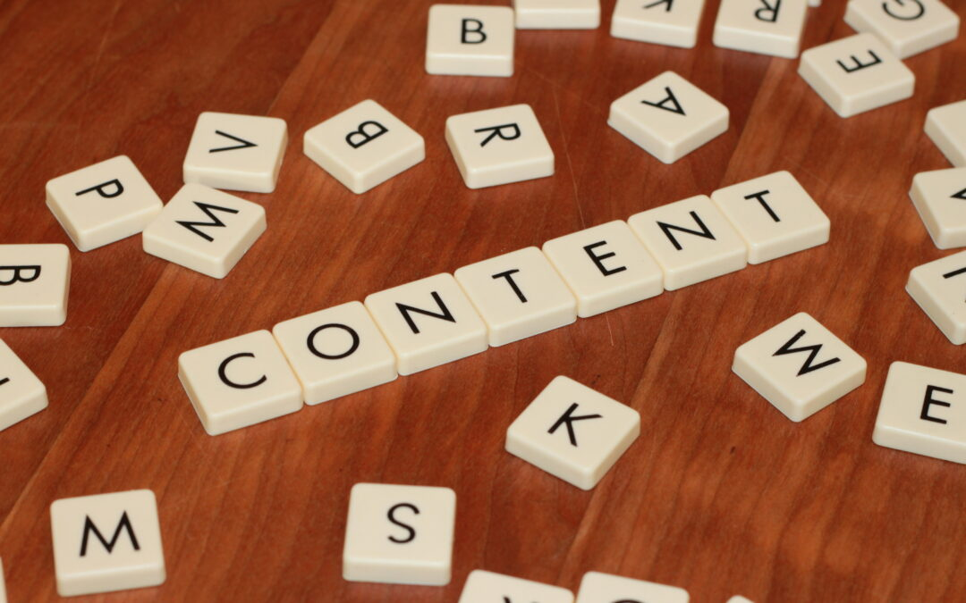 Content Marketing – Vi reder ut begreppen